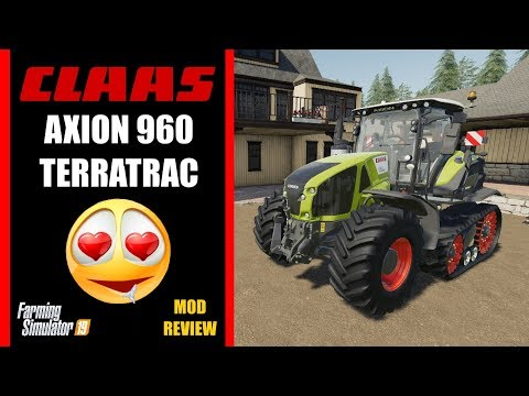 Claas 960 terratrac v1.0