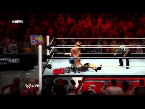 WWE 12 Inside the Ring - CM Punk vs John Cena