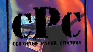 I.D.F.W.Y.N.-CERTIFIED PAPER CHASERS / YOUNG PAPER CHASERS #DIGGERSVILLE