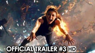 Jupiter Ascending Official Trailer #3 (2015) - Mila Kunis, Channing Tatum Movie HD