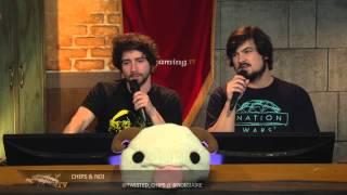Gamescom 2014 - Sparta vs NIP - 1er tour WB