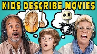 Video This Kid Knows Kill Bill?! | Parents Guess Movies Described By Kids (React) MP3, 3GP, MP4, WEBM, AVI, FLV Oktober 2018