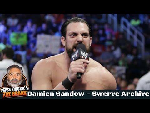 Damien Sandow Shoot Interview w/ Vince Russo - Swerve Archive (видео)
