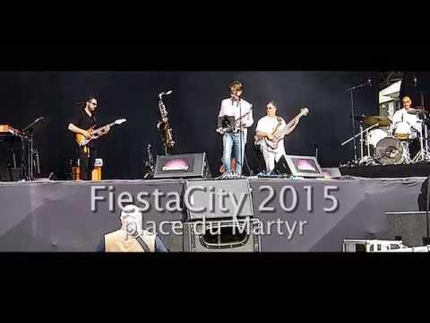 Fiesta City 2015:  luis.D live band