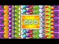 All Tiles Power Up Plants Vs Zombies 2 Ultimate Power Every Plant Max Level