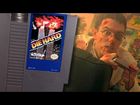 Die Hard - Angry Video Game Nerd - Episode 28