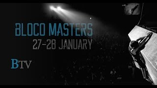 Bloco Masters 2017 - Finals by Bouldering TV