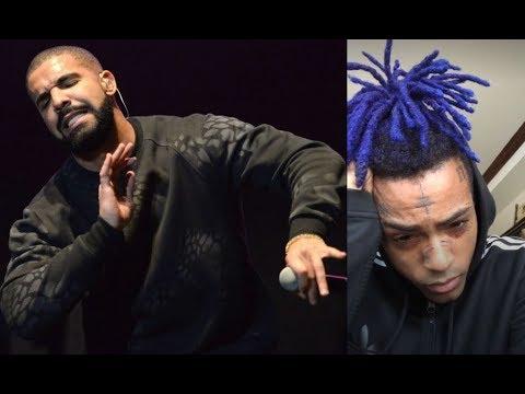 Drake Denies Copying or Sneak Dissing xxxtentacion w/ his challenge. xxxtentacion responds to Drake.