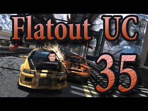 Прохождение FlatOut UC #35