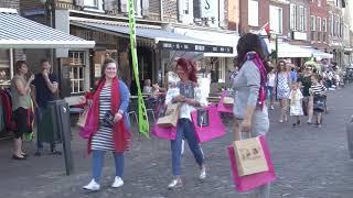 Fashion Spakenburg op het Spui