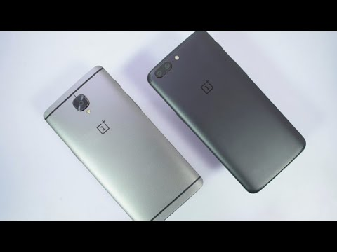 Oneplus 3T vs Oneplus 5 Speed Test