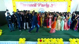 Video RVR&JC COLLEGE CSE FAREWELL PARTY-2K18 MP3, 3GP, MP4, WEBM, AVI, FLV Juli 2019