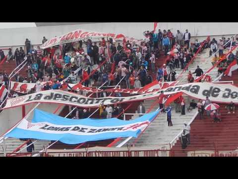 el club atlético los andes hinchas - La Banda Descontrolada - Los Andes