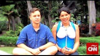 Diane Rodríguez, la transgenero transexual que embarazo a su novio - Man pregnancy CNN
