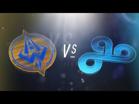GGS vs. C9 - NA LCS Week 1 Day 2 Match Highlights (Spring 2018)