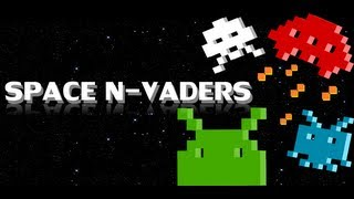 Space N-Vaders GO Launcher EX YouTube video