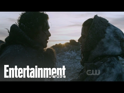 The CW - Winter is coming to The CW.
