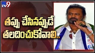 I can take my own decisions, no need to ask anyone - Mohan Babu