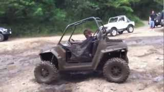 3. Polaris razor rzr 800 s mud challenge