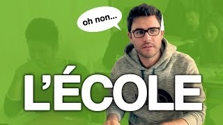 Cyprien - L'école - YouTube