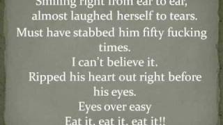 Avenged Sevenfold - A Little Piece Of Heaven with lyrics