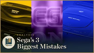 Video SEGA's 3 Biggest Mistakes | Gaming Historian MP3, 3GP, MP4, WEBM, AVI, FLV Juni 2019