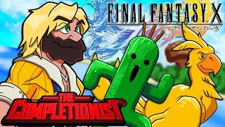 Video Final Fantasy X   The Completionist MP3, 3GP, MP4, WEBM, AVI, FLV Juni 2019