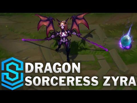 Zyra Mẹ Rồng - Dragon Sorceress Zyra