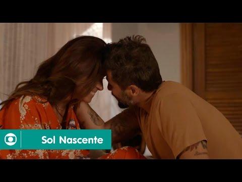 Sol Nascente: capítulo 172 da novela, sábado, 18 de março, na Globo