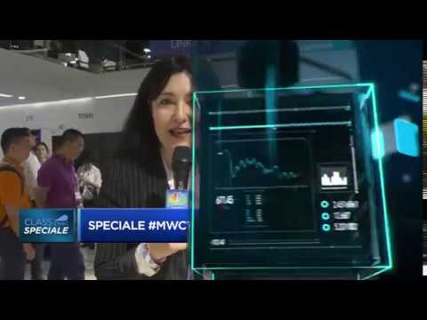 SPECIALE CLASS CNBC   SHANGHAI 2019  MOBILE WORLD CONGRESS