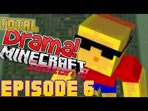 "Total Drama Minecraft - Season 2 - Episode 6: ""the Even Greater Maze!"""