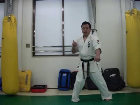 Atushi - Karate is primarily a method of self‐defense. Karate requires skill, mental strength and good physical condition. 正道会館長居支部ホームページ http://www.seido-tamaki.j...