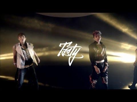 tasty - Tasty 1st Single Album SPECTRUM 20120809. 너 나 알아 Asia No1 Performance Duo.