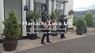 Crickhowell United Kingdom  city photo : Mariachi Loco UK performing live in Crickhowell, Wales.(Duo)