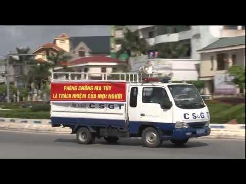 Móng Cái: mít tinh diễu hành hưởng ứng ngày toàn dân phòng chống ma túy