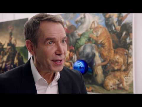 Louis Vuitton presents an Interview with Jeff Koons for Masters