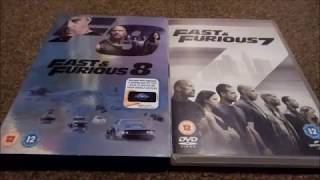Nonton Fast And Furious 8 And Fast And Furious 7  Uk  Dvd Unboxing Film Subtitle Indonesia Streaming Movie Download