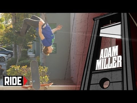 Adam Miller - Backflip slams