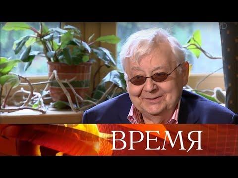 Не стало народного артиста Советского Союза Олега Табакова. - DomaVideo.Ru