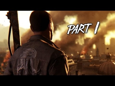 theradbrad - Dying Light Walkthrough Gameplay Part 1 includes the Intro and Campaign Mission 1 of the Single Player for PS4, Xbox One and PC. This Dying Light Gameplay Wa...