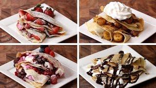 4 Resep Pancake (Crepes) Untuk Hidangan Buka Puasa