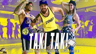 Download Video Taki Taki (Zumba) | Dj Snake feat Selena Gomez, Ozuna, Cardi B | Choreography Equipe Marreta MP3 3GP MP4