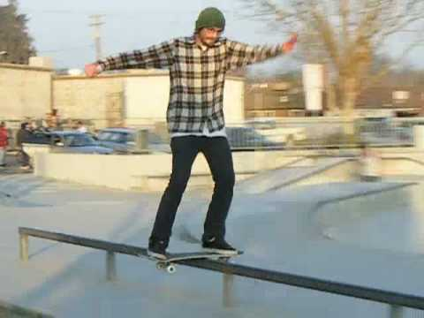 10 skateparks in just over two minutes