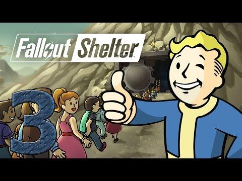 Fallout Shelter прохождение #3