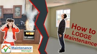 How to Lodge Maintenance