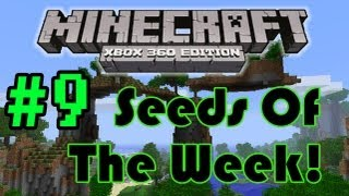 Minecraft Xbox Seeds Of The Week! - #9 - Minecraft Xbox 360 Edition | HD