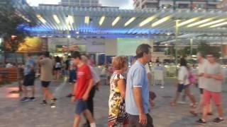 Santa Pola Spain  city photos : Santa Pola shopping area at the Marina