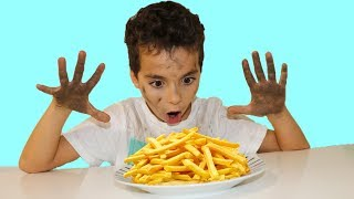 Wash Your Hands, video for kids, les boys tv