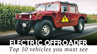 6. Top 10 Off-Road Electric Cars and Buggies for Major Outdoor Challenges