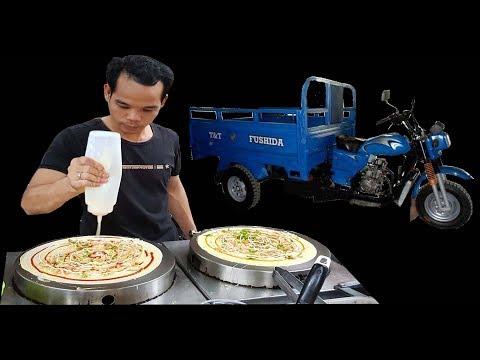 Mê Mẩn Bánh Kép Thái Lan Bán Dạo Trên Xe Ba Gác Ở Sài Gòn - Thời lượng: 15:56.